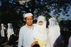 Philippines' first celebration of Eid ul-Fitr as a national holiday, 2002.