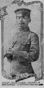 Photo appearing in San Francisco Call, 3 October 1909, p. 24