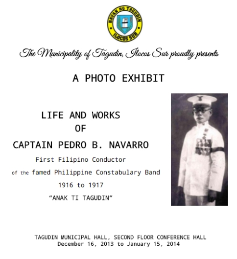 Tagudin 2013 Exhibit copy