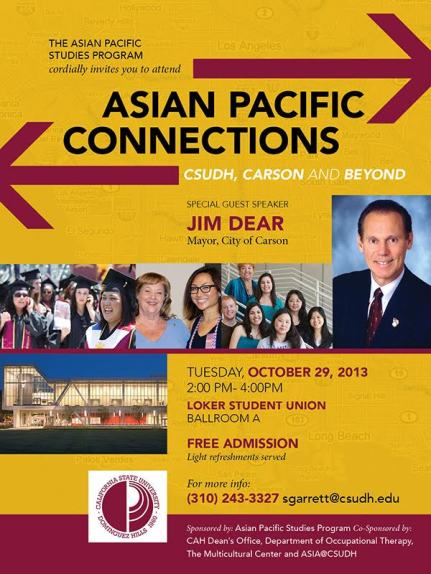 CSUDH Asian Pacific Connections