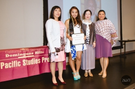 Asian Pacific Studies Graduation 2015